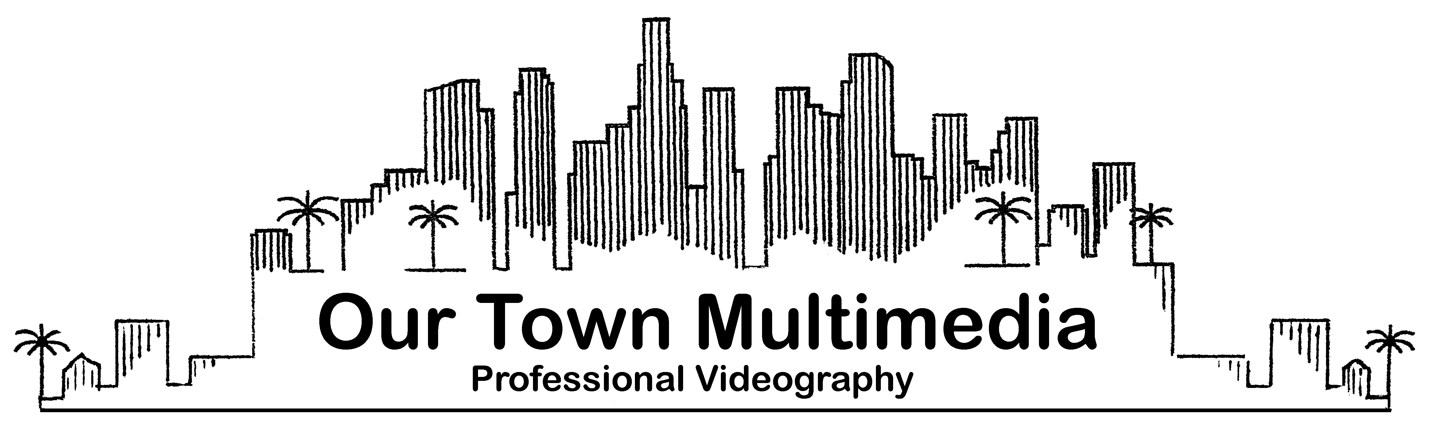 Our Town Multimedia Cityscape